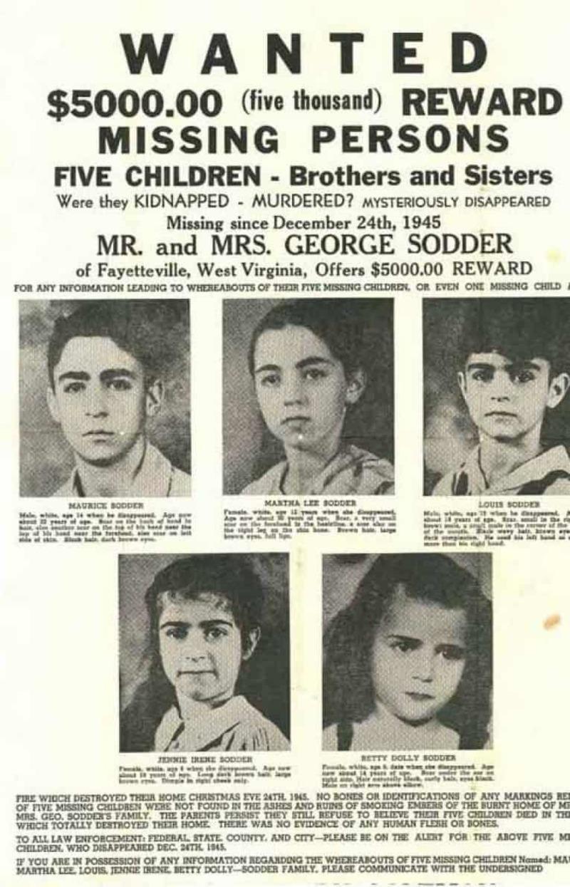 Οικογένεια Σόντερ_η_μυστηριώδης_εξαφάνιση_των_5 παιδιών_