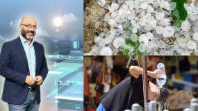 Προειδοποιήση Αρναούτογλου: Ο καιρός τρελαίνεται  – Μισή Ελλάδα με καύσωνα μισή με χαλάζι