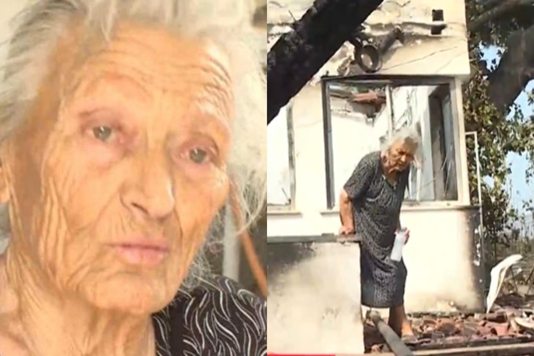 Σπάνε καρδίες :Οι μαρτυρίες κατοίκων που έζησαν τον εφιάλτη της πυρκαγιάς
