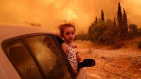 Φωτιά Εύβοια: Συγκλονίζει η μαμά της  μικρής Βαλεντίνας – Τρελάθηκα, έπιανα τα μαλλιά μου ,ούρλιαζα( Βίντεο)