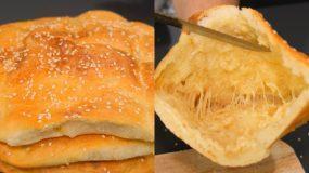 Khachapuri στον φούρνο από τον Παναγιώτη Παπαδάκη_