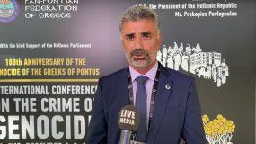 Κρατούμενος στην Τουρκία ο πρόεδρος της ΠΟΕ Γιώργος Βαρυθυμιάδης