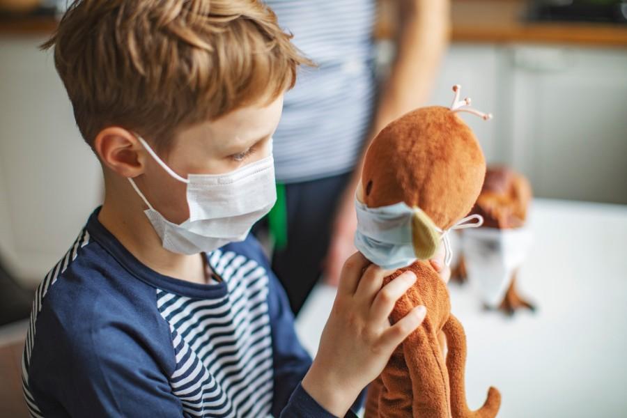 Παιδίατρος καταγγέλλει: Το κακό που έκανε στα παιδιά μας η καραντίνα το βλέπουμε τώρα στα ιατρεία μας