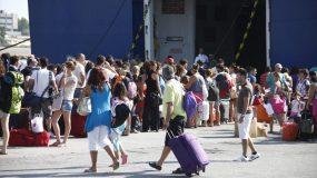 Έξοδος Δεκαπενταύγουστου: Όλα τα μέτρα για τις μετακινήσεις και τον κορονοϊό