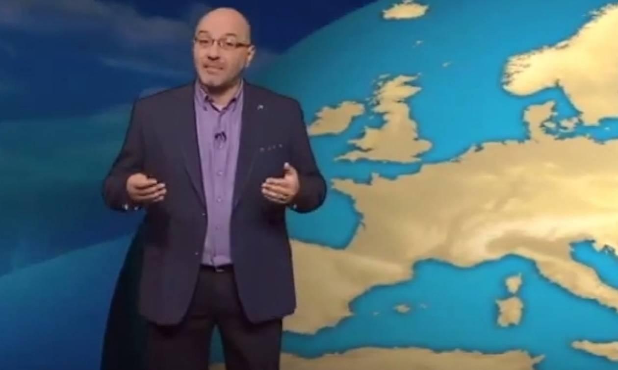 Καιρός – Αρναούτογλου : Έρχεται  Άνοδος της θερμοκρασίας και μπόρες