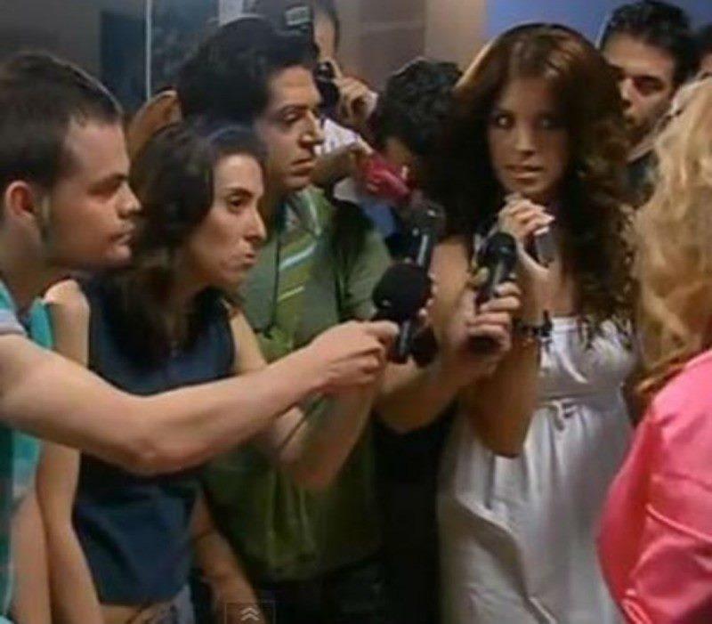 Δείτε την Κατερίνα Καινούργιου 14 χρονιά πριν στο Παρά Πέντε-Πραγματικά αγνώριστη