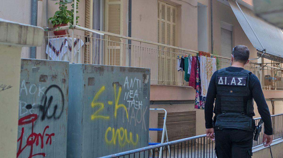 Αυτοκτόνησε στο κρατητήριο ο Γεωργιανός που σκότωσε τη σύντροφό του