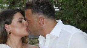 Κώστας Σόμμερ – Βαλεντίνη Παπαδάκη: Μόλις παντρεύτηκαν! (εικόνες)
