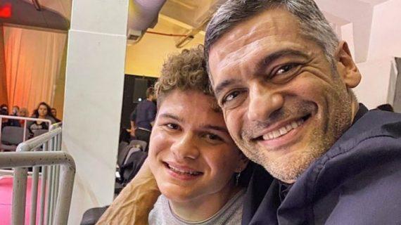 Στέλιος Κρητικός: Ο γιος του πέρασε πρώτος στη σχολή του στις Πανελλήνιες! (εικόνα)