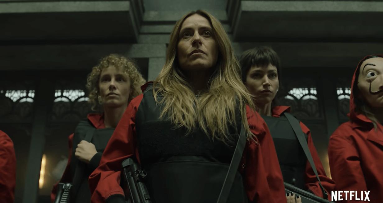 La Casa De Papel 5 : Το εκρηκτικό τρέιλερ της τελευταίας σεζόν