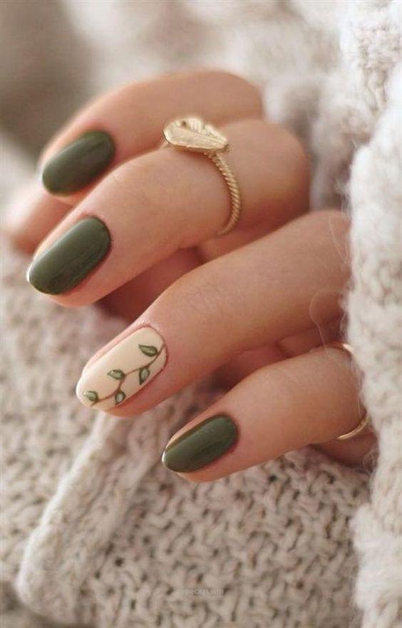 πράσινα_νύχια_