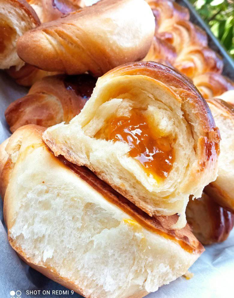 Συνταγή για σχολείο: Κρουασάν με μαρμελάδα