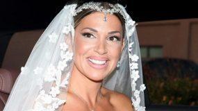 Χατζίδου- Παύλου: Έγινε και ο θρησκευτικός γάμος! (εικόνες)