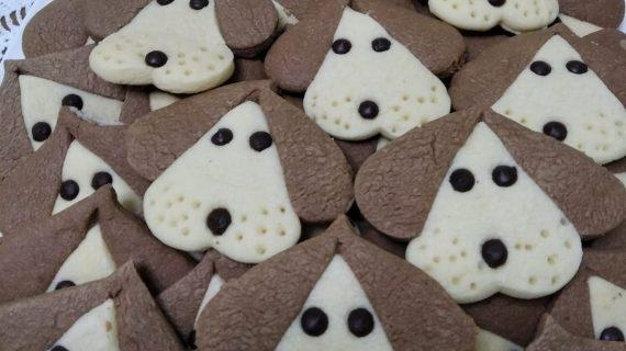Μπισκότα- βουτύρου- σκυλάκια-