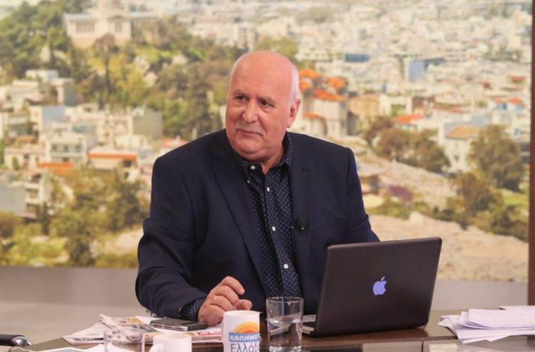 Γιώργος Παπαδάκης: Ο μεγάλος του γιος του είναι κούκλος και δημοσιογράφος! (εικόνα)
