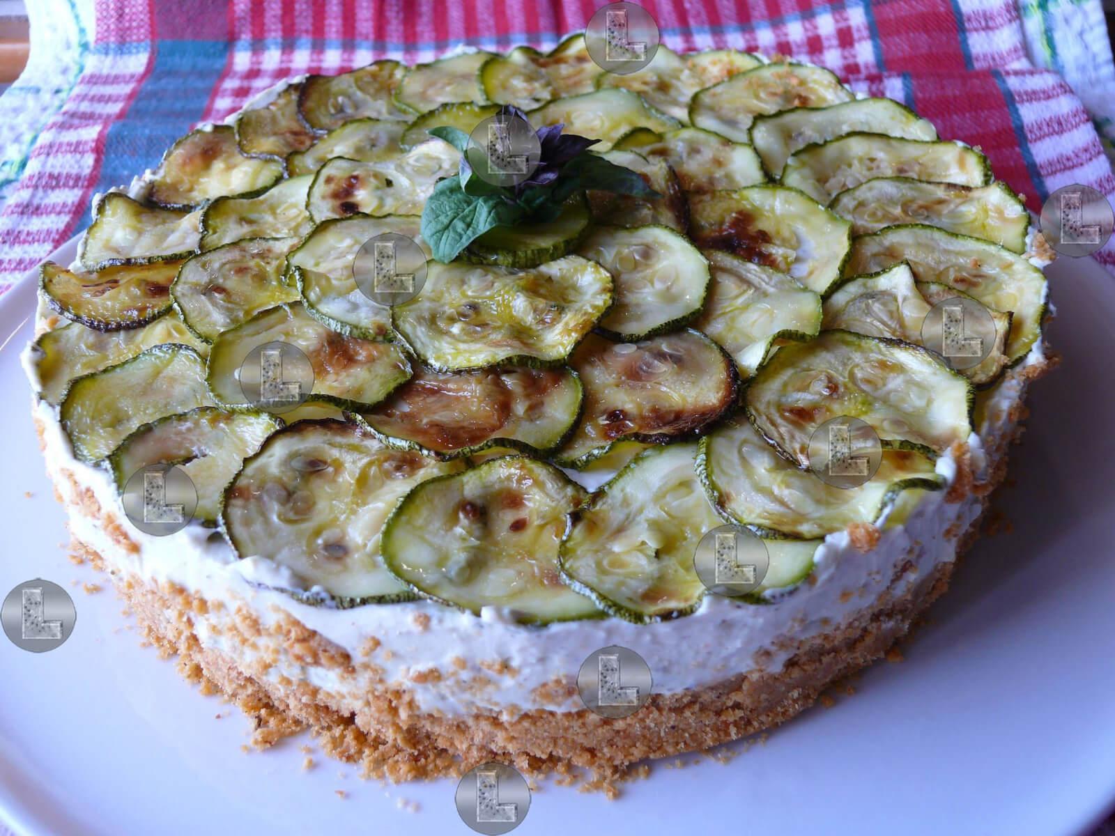 Αλμυρό- cheesecake- κολοκυθιού-