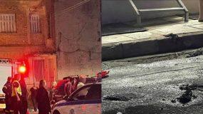Ανειπώτη Τραγωδία στον Πύργο: Αυτοπυρπολήθηκε επιχειρηματίας στη μέση του δρόμου (βίντεο)