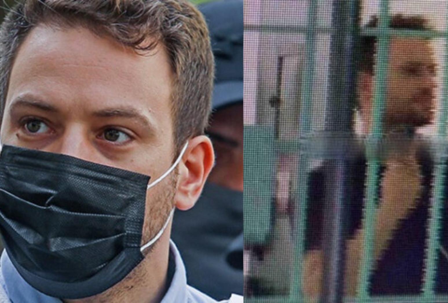Γλυκά νερα ραγδαίες εξελίξεις :Βοήθησε τον Μπάμπη Αναγνωστόπουλο να κρύψει πως ήταν ο δολοφόνος της Καρολάιν