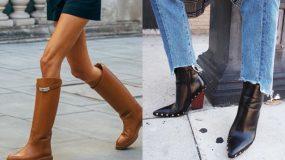 Γυναικεία παπούτσια Φθινόπωρο Χειμώνας 2021-2022: Οι νέες τάσεις