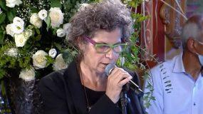 Κηδεία Μίκη Θεοδωράκη: Η κόρη του Μαργαρίτα τον αποχαιρέτα με έναν ανατριχιαστικό επικήδειο  – Βίντεο