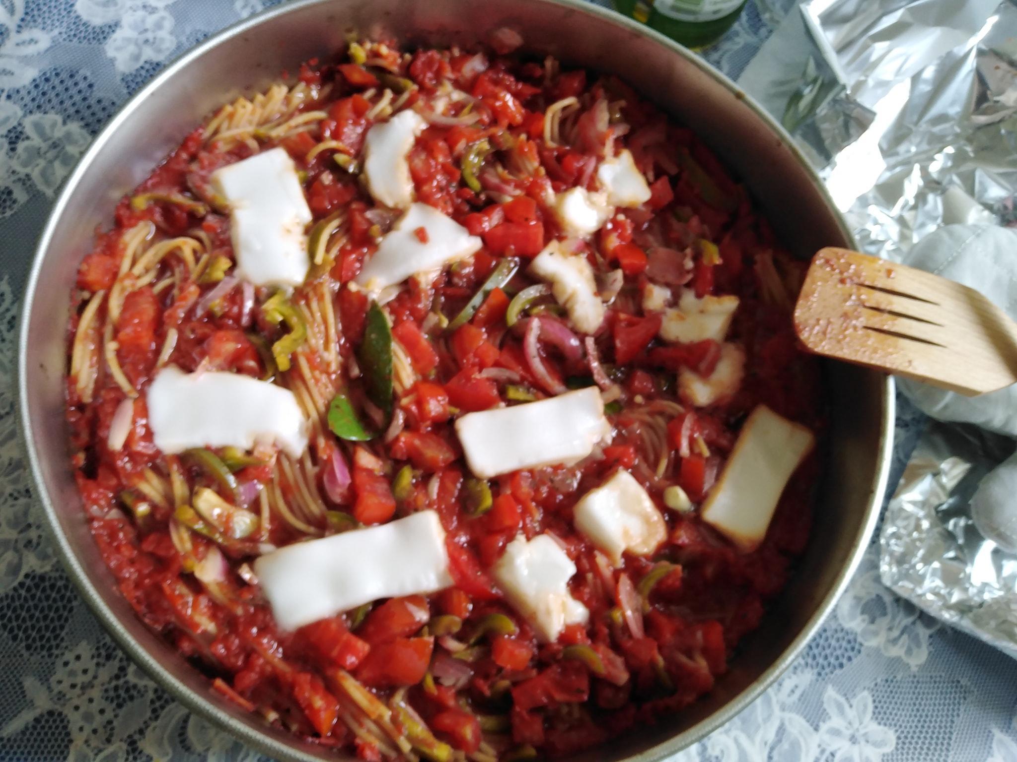 Μακαρόνια-του-κηπουρού-συνταγή-