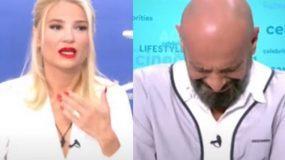 Γρηγόρης Μπάκας: Έκλαιγε με αναφιλητά στον αέρα του «Πρωινού»