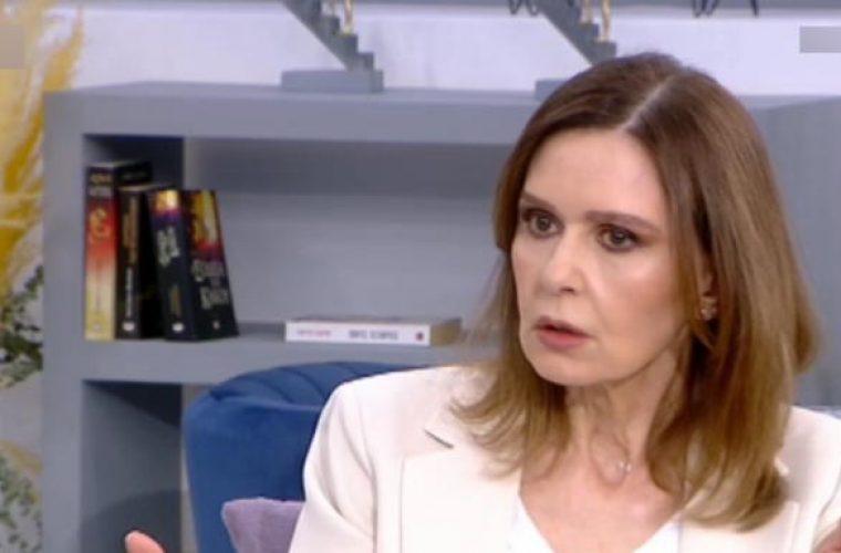 Η Κάτια Δανδουλάκη ξεκάθαρη για την Ελισάβετ Κωνσταντινίδου: «Να βρούμε κοινό σημείο πλεύσης; Δεν υπάρχει»