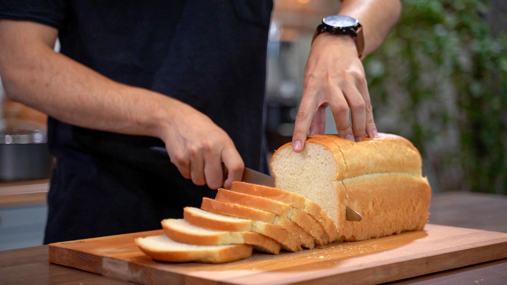 σπιτικο-ψωμί του τοστ-συνταγή-