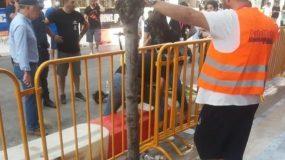 Με βαριές κρανιοεγκεφαλικές κακώσεις ο εξάχρονος που τραυματίστηκε στον αγώνα καρτ -Έγιναν πέντε συλλήψεις