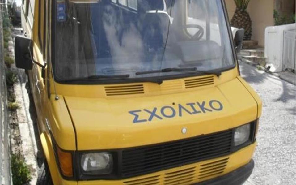 Ξεχάσαν δίχρονο σε σχολικό λεωφορείο στην Αττική για 5 ώρες – Σε κατάσταση σοκ το παιδί