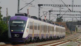Τρένο του Προαστιακού συγκρούστηκε με ΙΧ
