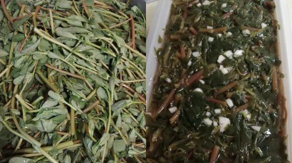 Γλυστρίδα -τουρσί-: Η- συνταγή-
