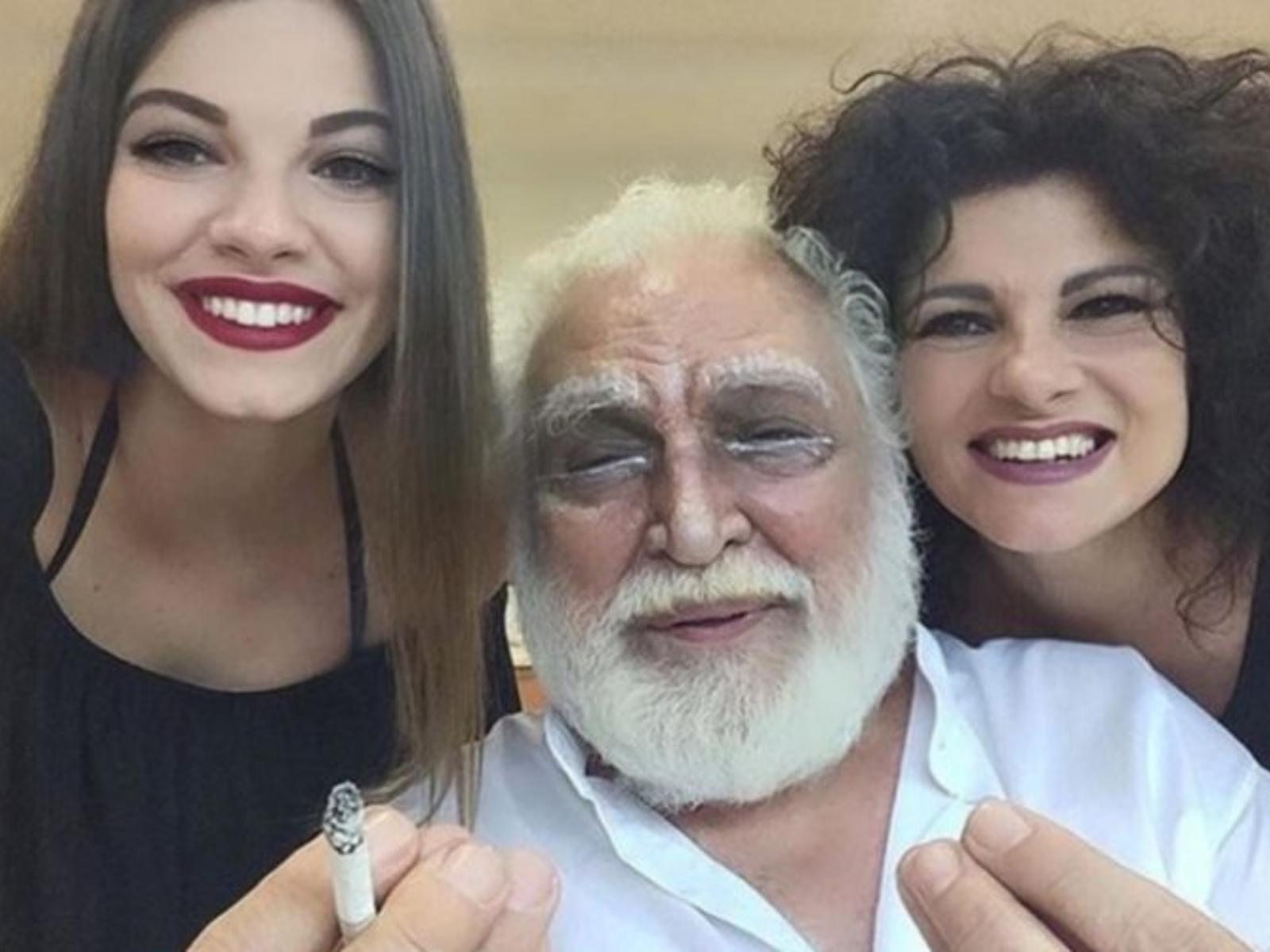 Τζένη Καζάκου: Mιλάει για την γιαγιά της και τον παππού της: «Είναι ο αρκουδάκος μου»!