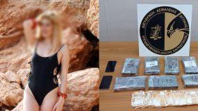 Έλενα Πολυχρονοπούλου: Την έπιασαν την ώρα που προσπαθούσε  να ξεφορτωθεί ποσότητα ναρκωτικών στην τουαλέτα