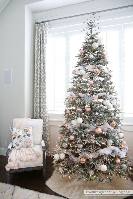 χριστουγεννιάτικο-δέντρο-fraser-ιδέες-2021 2022-τάσεις