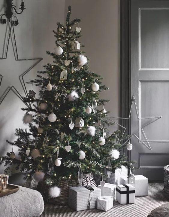 norman-χριστουγεννιάτικο δέντρο-ιδέες-