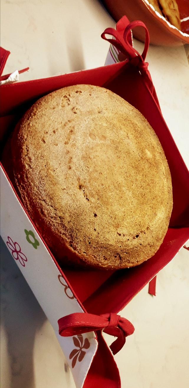 Ψωμί-αργής ωρίμανσης-συνταγή-
