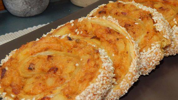 Τραγανά-ρολάκια-με-γέμιση πατάτας-