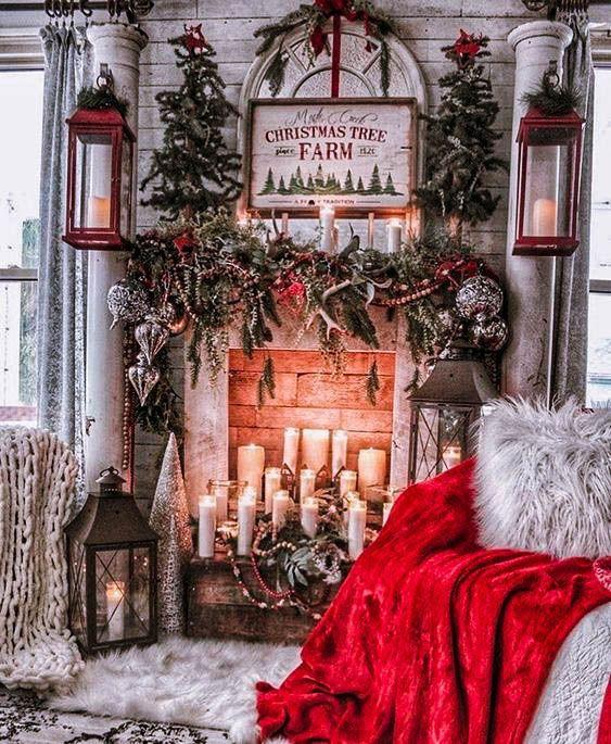 Χριστουγεννιάτικη διακόσμηση: Οι τάσεις για το 2021-2022 – Χρώματα και ιδέες