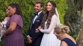 Ο Άκης Πετρετζίκης παντρεύτηκε και βάφτισε τον γιο του!(εικόνες & βίντεο)