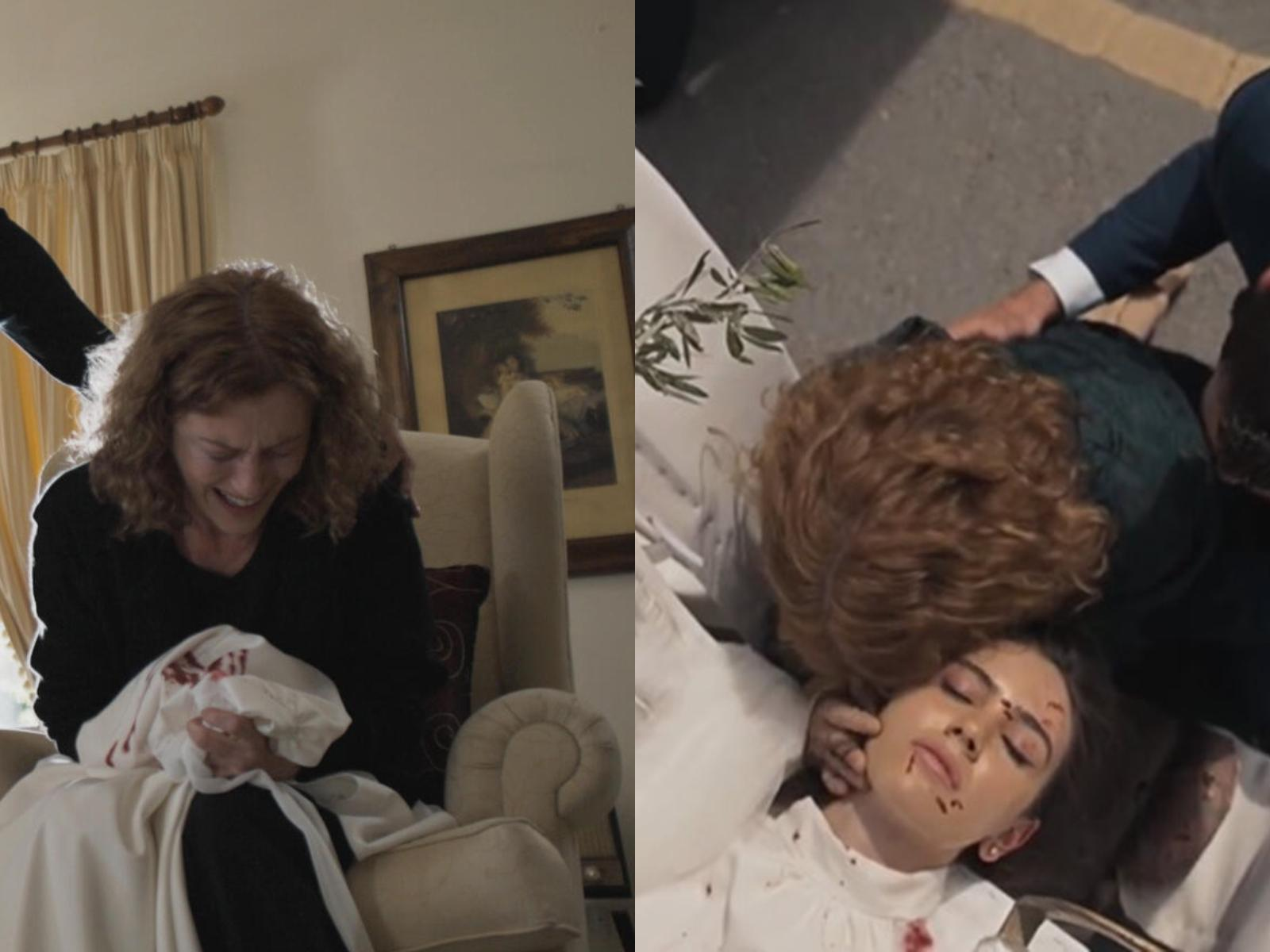 Γη της Ελιάς: Ο Νικόλας σκότωσε την Στέλλα και το μωρό τους
