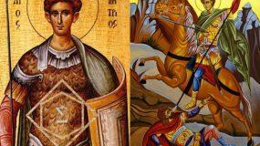 Άγιος Δημήτριος : Η θαυματουργή προσευχή του