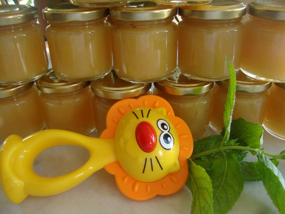 Μαρμελάδα-μήλου-χωρίς ζάχαρη-