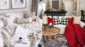 16 ιδέες διακόσμησης που θα κάνουν το σπίτι πιο ζεστό τον Χειμώνα