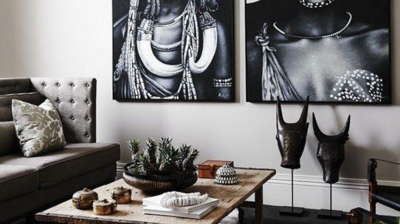 Αφρικανική διακόσμηση: 25 Ιδέες και προτάσεις για το σπίτι
