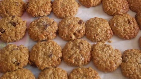 Μπισκότα- με- ταχίνι- χωρίς- ζάχαρη-