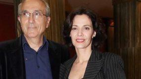 Μαριλίτα Λαμπροπούλου- Γιάννης Νταλιάνης: Σπάνια δημόσια εμφάνιση για το ζευγάρι! (εικόνες)