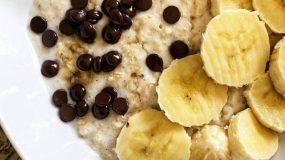 Υγιεινό porridge βρώμης