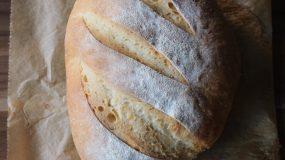 χωριάτικο-ψωμί-συνταγή-