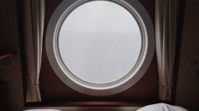 99/100 δεν ξέρουν γιατί τα παράθυρα στα πλοία είναι στρόγγυλα και όχι τετράγωνα. Εσύ;